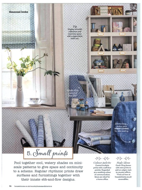 Country Homes & Interiors (March)