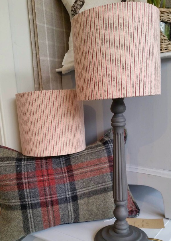 Track Bengal Lampshades