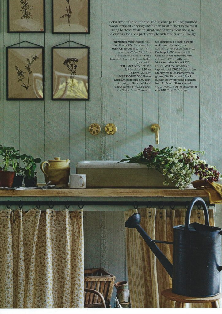 Homes & Garden July N&Y