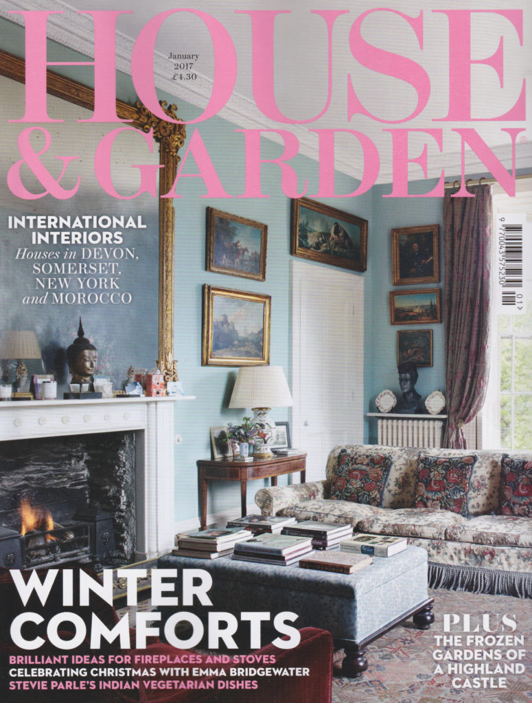 House & Garden Jan 17cover