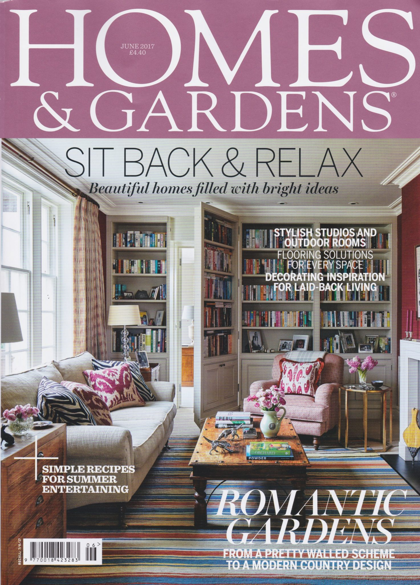 homes and gardens june 2017 nile york wallpapers. Black Bedroom Furniture Sets. Home Design Ideas
