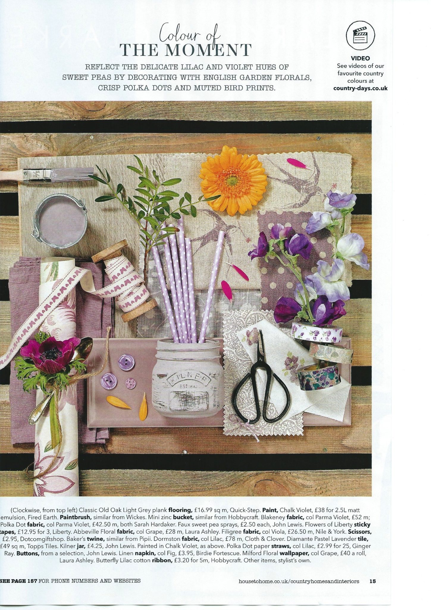 country homes interiors june c c and n y nile and york